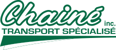 Transport Cha�n� inc. Transport sp�cialis�