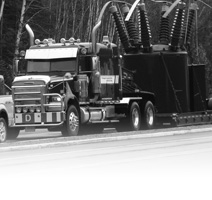 Specialized heavy transportation - Energy Industry